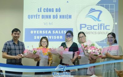 Inauguration ceremony of Sales Oversea department